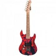 Guitarra Infantil PHX GMS K1 Spider Man