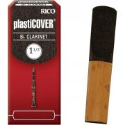 Plasticover 1,5 Palheta para Clarinete para Performances Externas de Jazz e Pop Kit