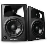 M-Audio AV42 Monitor de áudio M-Audio AV-42 de 20W