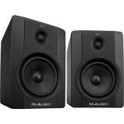 M-Audio BX8 D2 Monitor de Áudio BX8-D2 para Monitoração Profissional