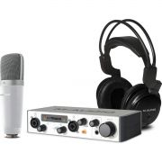 M-Audio Vocal Studio Pro II Kit Vocal Studio Pro II com Microfone e Fone de Ouvido