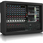Behringer EuroPower PMP580S Mesa de Som PMP-580S 10 Canais Mixer Amplificado
