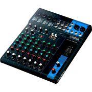 Yamaha MG10 Mesa de Som MG-10 Analógica 10 Canais Controles Precisos de Mixagem