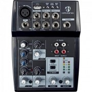 Mesa de Som Analógica Hayonik HMX 105 5 Canais