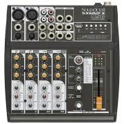 Mesa de Som Analógica Soundcraft SX602FX USB 6 Canais
