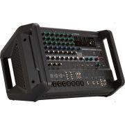 Yamaha EMX5 Mesa de Som EMX-5 Analógica 12 Canais Pequenas Igrejas Eventos e Bandas