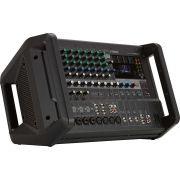 Yamaha EMX7 Mesa de Som EMX-7 Analógica 12 Canais Ideal para Bandas Igrejas Eventos