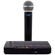 Microfone Dinâmico Leson LS 901 HT Sem Fio