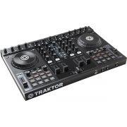 Native Instruments Kontrol S4 Controladora DJ 4-Decks 4-Canais Traktor