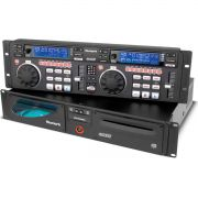Numark CDN-95 CD Player Usb MP3 Numark CDN95 Profissional Midi Ideal para DJ