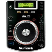 Numark NDX-200 Player MP3 Numark NDX200 CDJ Profissional para DJ