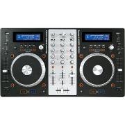 Numark MixDeck Express Controladora DJ 2-Decks 2-Canais Midi USB Serato DJ