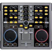 Numark Total Computer Experience Controladora DJ 2-Decks 2-Canais Traktor USB