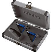 Ortofon DJS Twin Cápsula e Agulha Ortofon DJS Twin Spherical