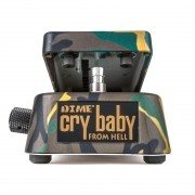 Pedal Dunlop Dime Crybaby From Hell Db01