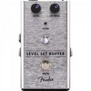 Pedal Fender Level Set Buffer para Guitarra