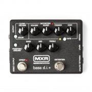 Pedal Para Guitarra Dunlop M80 MXR Bass D I Distortion