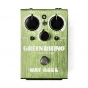 Pedal Para Guitarra Dunlop Whe 207 Green Rhino Mark IV Overdrive