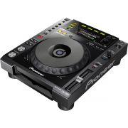 Pioneer CDJ-850 Player Pioneer com RekordBox CDJ850 para Gerenciamento de Músicas