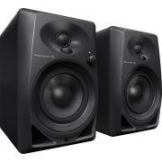 Pioneer DM-40 Monitores de Áudio Pioneer DM 40 com Alta Potência de Amplificação