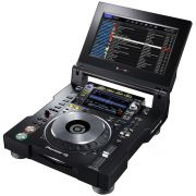 Pioneer CDJ-TOUR1 Player Pioneer BiVolt CDJTOUR1 Sistema Compacto com Touch-Screen