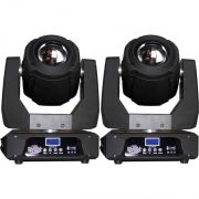 Pls Lancer Beam 2R Moving Head Pls Lancer Beam Kit de 2 para Festas com Case