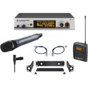 Sennheiser EW 312/365 G3 Sistema sem fio EW 312-365 G3 com microfone cardioide