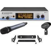 Sennheiser EW500-965-G3 Microfone Sem Fio Sennheiser EW500 965 G3 para Vocais e Palco