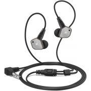 Sennheiser IE80 Fone de Ouvido IE-80 In-Ear para iPad iPhone MP3 e CD Players