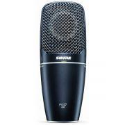 Shure PG27 Microfone Condensador Shure PG27-Usb para Gravação de Instrumentos e Voz