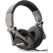 Shure SRH550DJ Fone de Ouvido SRH-550DJ Fechado Profissional para Mixagem