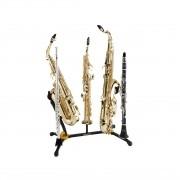 Suporte Hercules Sax Alto Tenor Soprano Flauta Clarinete DS538B