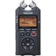 Tascam DR-40 V2 Gravador Digital Tascam DR 40 V2 Cardioide