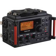Tascam DR-60D Mk2 Gravador Digital Tascam DR 60D Mk2 WAV