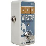 Tc Electronic Wiretap Riff Recorder Pedal para Guitarra