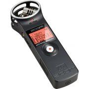 Zoom H1 Gravador de Áudio Zoom H-1 2GB MicroSD MicroSDHC Usb 24-Bit 96-Khz