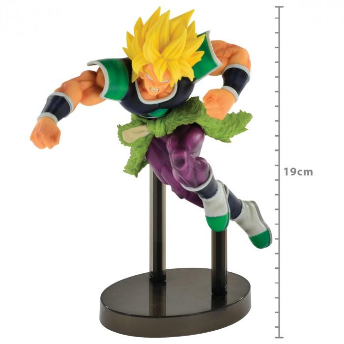 Action Figure Dragon Ball Broly Super Sayajin Z Battle 34854/34855
