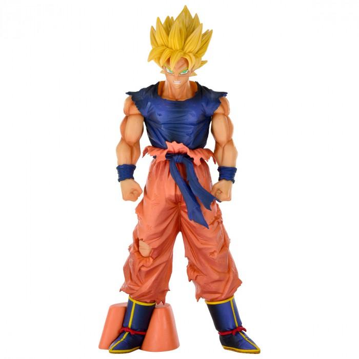 Action Figure Dragon Ball Goku Super Sayajin Legend Battle 28547/28548