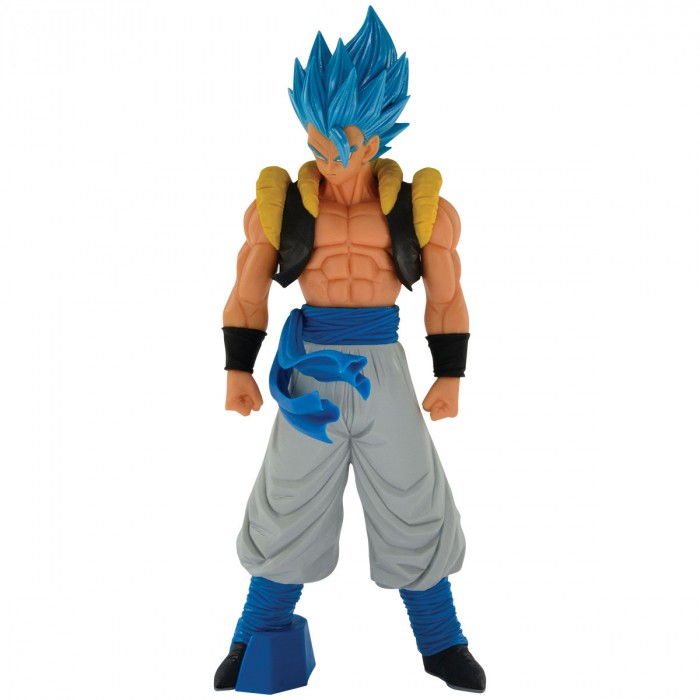 Action Figure Dragon Ball Super Broly Gogeta SSJ Blue Resolution Of Soldiers Grandista 34617/34618