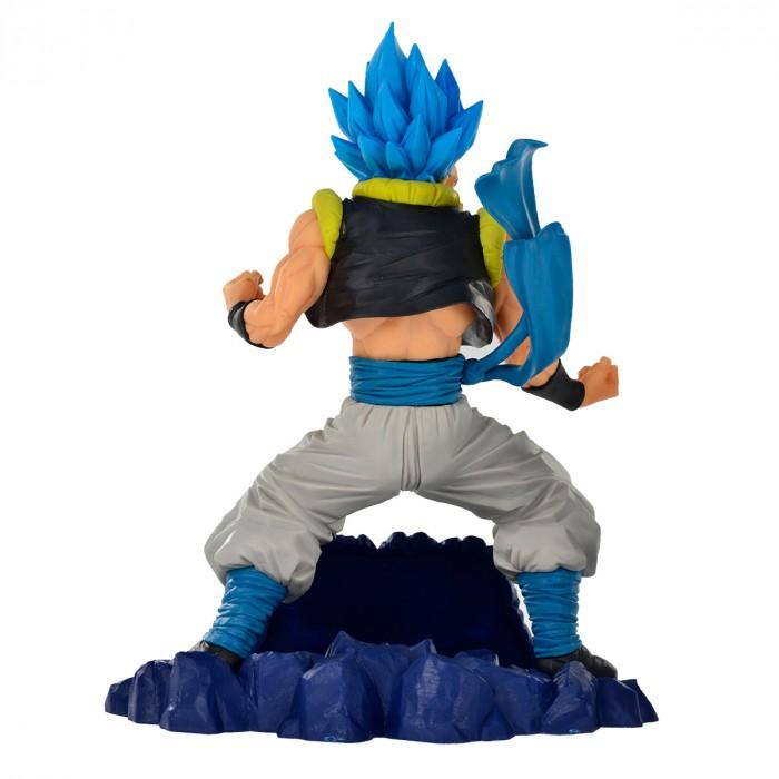 Action Figure Dragon Ball Super Gogeta Super Sayajin Blues 20618/20619