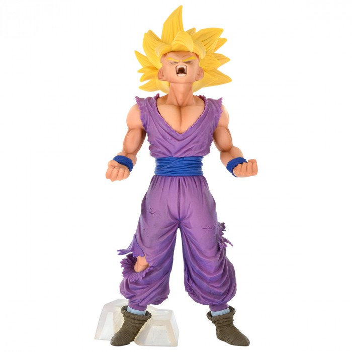 Action Figure Dragon Ball Super Gohan Super Sayajin Legend Battle 28549/28550