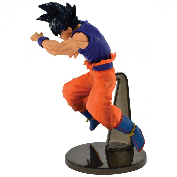 Action Figure Dragon Ball Super Goku Instito Superior Incompleto Blood Of Saiyans Special II 34628/34629