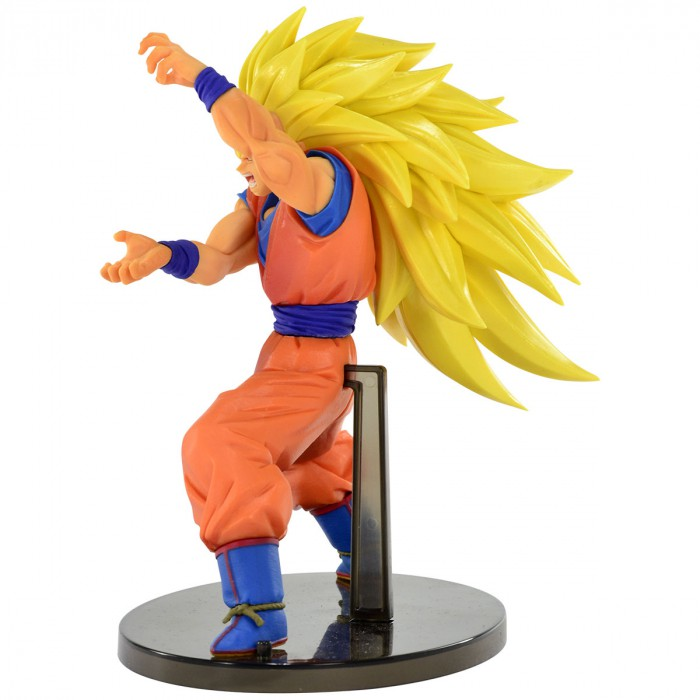 Action Figure Dragon Ball Super Goku Super Sayajin 3 Chosenshiretsuden 29895/29896