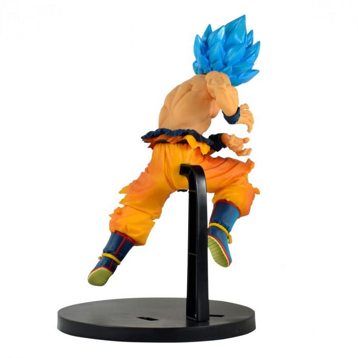 Action Figure Dragon Ball Super Goku Super Sayajin Blue Tag Fighters 29602/29603