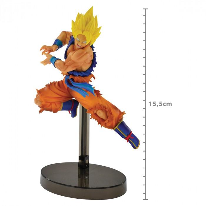 Action Figure Dragon Ball Super Goku Super Sayajin Z Battle 34838/34839