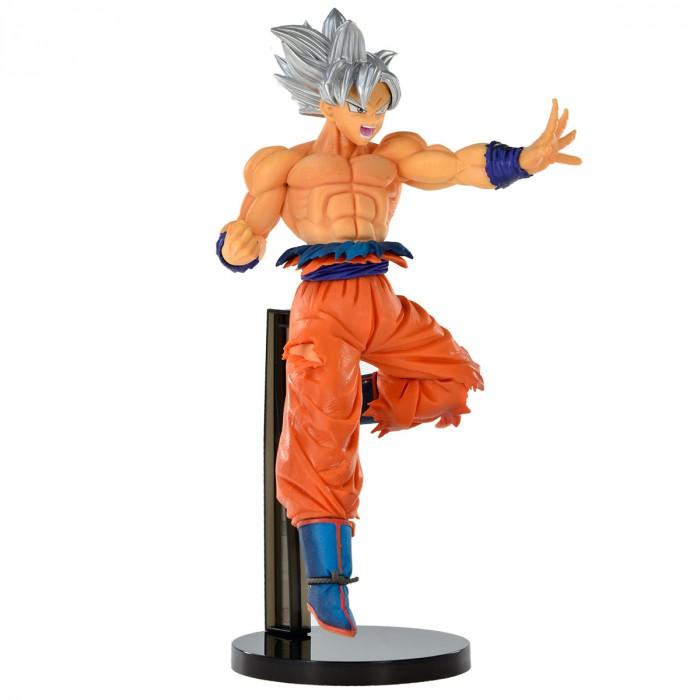 Action Figure Dragon Ball Super Goku Ultra Instinto Superior Chosenshiretsuden 20815/20816