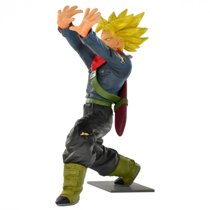 Action Figure Dragon Ball Super Trunks Super Sayajin Galick Gun 20625/20626