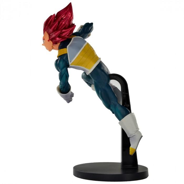 Action Figure Dragon Ball Super Vegeta Super Sayajin God Blood Of Sayajins 20511/20512