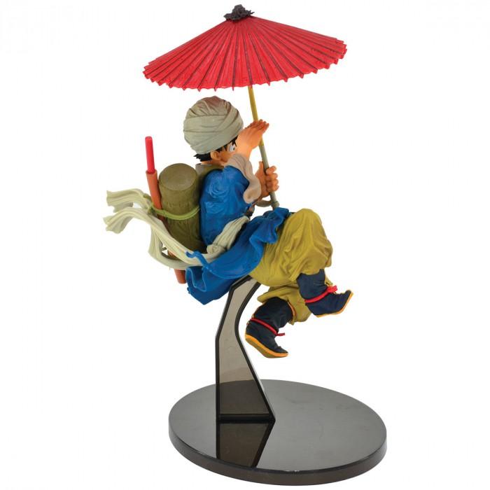 Action Figure Dragon Ball Z Son Goku World Figure Colosseum 2 34862/34863