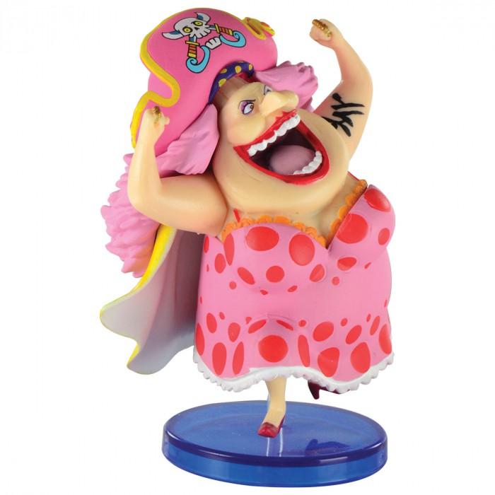 Action Figure One Piece Bigmom Oriental Zodiac WCF 28965/28971